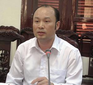 Ông Cao Văn Cường - Chủ tịch UBND huyện Mường Lát (Thanh Hóa)